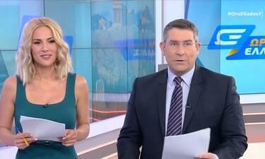 Παυλόπουλος - Κουτροκόη: Το ρεπορτάζ που τους συγκλόνισε και η κατάσταση στην tv μετά την πανδημία