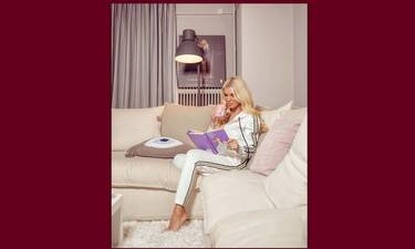 Κατερίνα Καινούργιου: Η φώτο του αγαπημένου της στο κρεβάτι, εσύ την έχεις δει; (photos-video)
