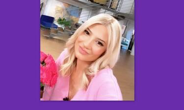 Φαίη Σκορδά: Θα εκπλαγείς με τη φώτο που της έστειλε ο μπαμπάς της από το Κιλκίς! (Video & Photos)