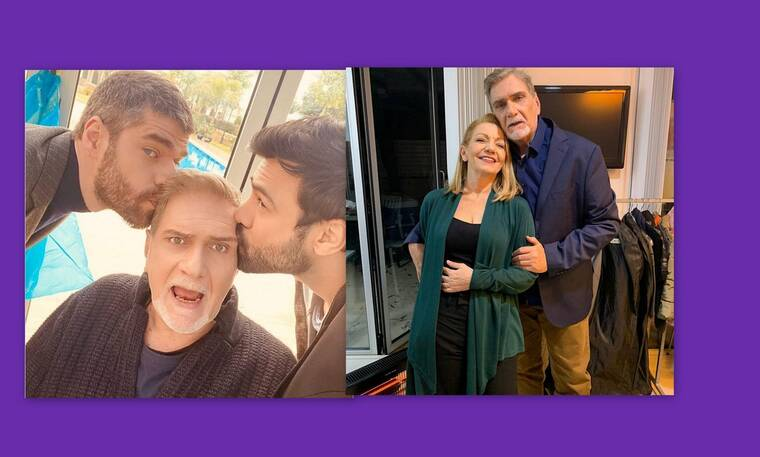 8 Λέξεις: Κι όμως ο Μάρκος Καλλέργης έχει Instagram και θα ξετρελαθείς! (Photos & Video)