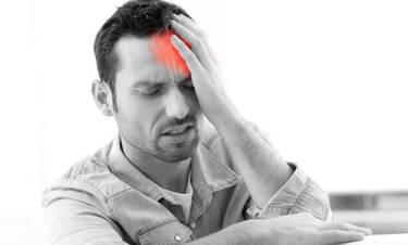 Αυτοί είναι οι 5 τύποι πονοκεφάλων