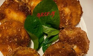 Εύκολη, νόστιμη συνταγή με μελιτζάνες & παρμεζάνα (Γράφει αποκλειστικά στο Queen.gr η Majenco)