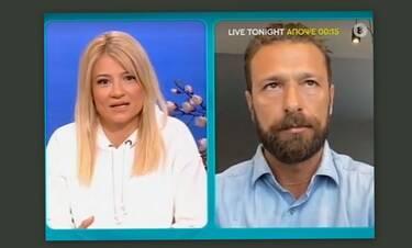 Γιάννης Μαρακάκης: «Μου απαγόρευαν να βγω από το μαιευτήριο, έμεινα 5 μέρες μέσα»