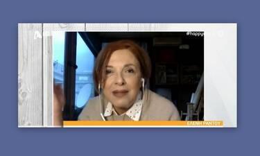 Η εξομολόγηση της Ελένης Ράντου: «Τα τελευταία χρόνια είμαστε συνεχώς σοκαρισμένοι»!