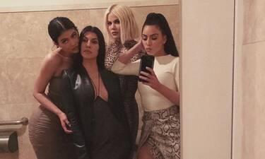 Επικό ξεκατίνιασμα στις Kardashians: Η Kim γεμάτη... γρατζουνιές! (photos + video)