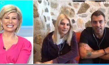Στέλιος Χανταμπάκης: Μετέτρεψε το σπίτι του σε παιδική χαρά και κομμωτήριο (Video)