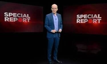 Τηλεθέαση: Πρώτο στη ζώνη προβολής του το «Special Report» τον Μάρτιο