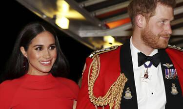 Και ξαφνικά αποκαλύφθηκε τι έκανε ο πρίγκιπας Harry για τη Meghan Markle…