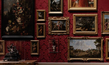 O κορονοϊός «παγίδεψε» στην Αυστραλία πολλά έργα τέχνης