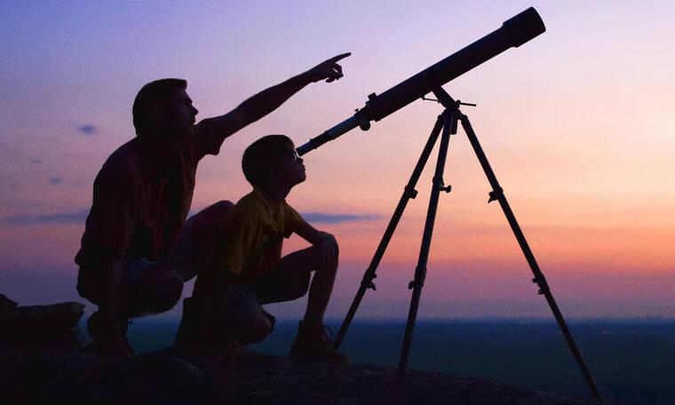 Πόσα ξέρεις για τα αστέρια που βλέπεις στον ουρανό;