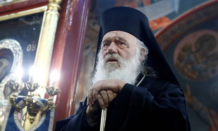Κορονοϊός - Πάσχα:Τι θα γίνει με το Άγιο Φως - Τι αποκάλυψε ο Αρχιεπίσκοπος Ιερώνυμος