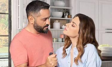 Λασκαράκη-Σουλτάτος: Δεν πάει ο νους σου τι μαγείρεψε σε χρόνο dt στη γυναίκα του – Δες τη συνταγή!