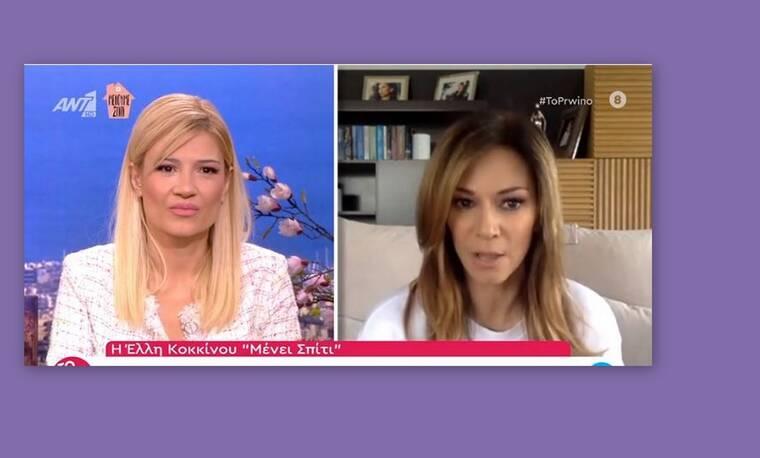 Φαίη Σκορδά: Κι όμως μίλησε πρώτη φορά on air για τον σύντροφό της (Video & Photos)
