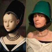 #artchallenge #museumchallenge