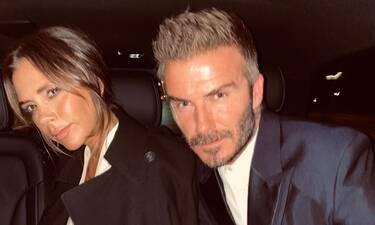 Πόσο τυχερή είναι τελικά η Victoria Beckham! Θυμηθήκαμε γιατί τη ζηλεύουμε με αυτό που έκανε ο David