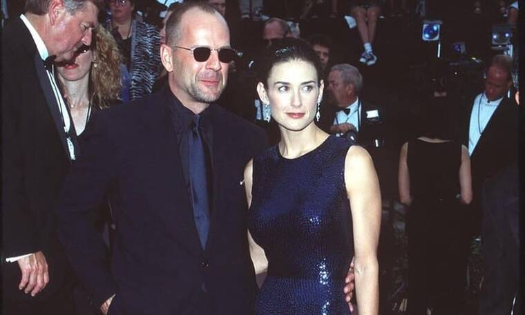 Demi Moore-Bruce Willis: Περνούν μαζί την καραντίνα! Η αστεία φωτό τους που έκανε χαμό στο instagram
