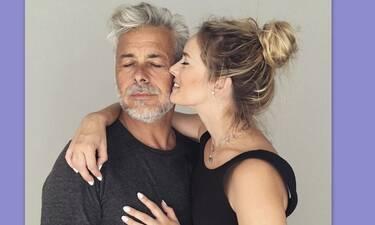 Χάρης Χριστόπουλος - Ανίτα Μπράντ: Πρώτη φορά γονείς – Ο έρωτάς τους μέσα από φωτογραφίες