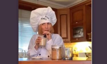 Δεν υπάρχει! Η Ηλιάκη έφτιαχνε smoothie κάνοντας live και ο Πετρετζίκης παρενέβη για… παρατήρηση