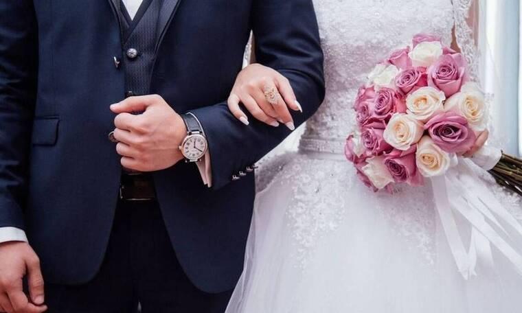 Χαμός σε γάμο: Παντρεύτηκαν εν μέσω καραντίνας – Δείτε πού και πώς κατέληξαν