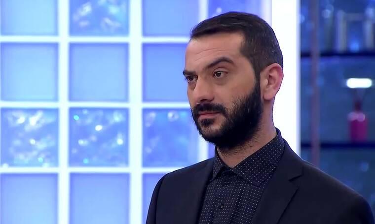Κουτσόπουλος: Αν κι εσύ είσαι μια από εμάς τότε ναι, θα πάθεις «ζημιά» μόλις τον δεις χωρίς μούσια