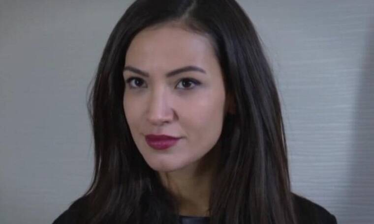 Elif: H Αρζού πέφτει και χτυπάει το κεφάλι της στα σκαλιά (Photos)
