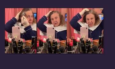 Μοιραράκη: Έχεις και εσύ άσπρες τρίχες; Η Δέσποινα μας δείχνει πώς πρέπει να βάφουμε τα μαλλιά μας!