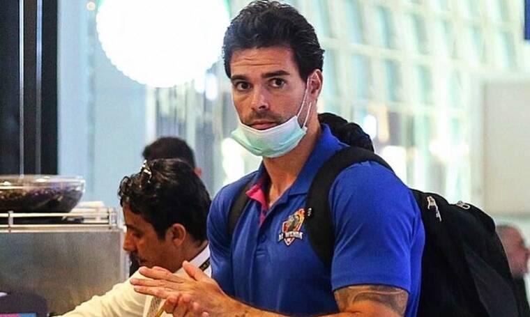 Αλμπέρτο Μποτία: Ο πρώην της Φουρέιρα μένει σπίτι και στέλνει το δικό του μήνυμα εν μέσω καραντίνας