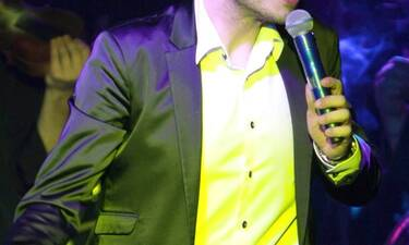 Ο λαϊκός τραγουδιστής και η μάχη με το αλκοόλ (Photos)