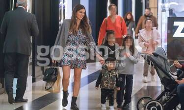 Σταματίνα Τσιμτσιλή: Δεν φαντάζεστε τι κάνουν τα παιδιά της στο σπίτι! (Photos)