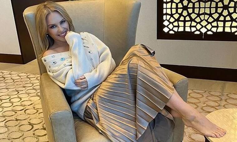 Η Kylie Minogue είδε τη ζωή της αλλιώς μετά τη νικηφόρα μάχη με τον καρκίνο (Photos)