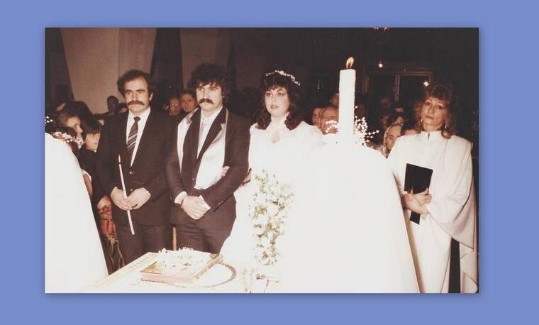 Απίστευτο! Δε φαντάζεστε τι συνέβη στον γάμο γνωστής Ελληνίδας με τον πατέρα της (Photos)