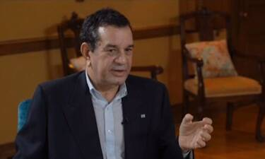 Σταμάτης Σπανουδάκης: Θυμάται την εποχή που συνεργάστηκε με τον Καζαντζίδη! (video)