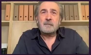 Λάκης Λαζόπουλος: «Δεν είμαι αισιόδοξος. Μπαίνουμε σε ένα εφιαλτικό καινούργιο σενάριο»