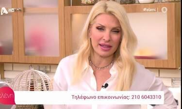 Ελένη Μενεγάκη: Η δήλωση on air για τη Δέσποινα Βανδή και τα… τσουρέκια της!