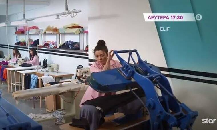 Elif: Σοκαρισμένες οι εργάτριες από τον σοβαρό τραυματισμό της Ζεινέπ  (Video)