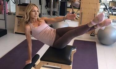 Έλενα Τσαβαλιά: Λιώνει στη γυμναστική και γι΄αυτό έχει κορμάρα! Ιδού οι αποδείξεις! (Photos)