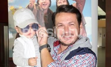 Σταύρος Νικολαΐδης: «Δεν θέλω ο γιος μου να γίνει εξαρτημένος από εμάς»