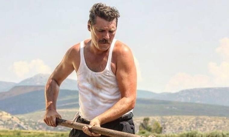 Γιάννης Στάνκογλου: Ξεχάστε τον Κυπραίο που ξέρατε! Ο ηθοποιός σε ρόλο... Βεδουίνου! (photo)