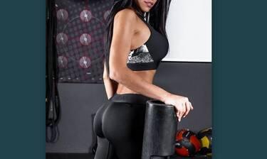 GNTM: Έχει λιώσει στην γυμναστική και το σώμα της είναι αψεγάδιαστο