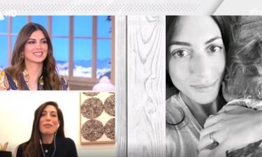 Happy Day: Φλορίντα Πετρουτσέλι: «Μπορεί να γεννήσω λίγο νωρίτερα γιατί είναι μεγάλο το μωρό» (Vid)