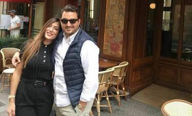 Φλορίντα Πετρουτσέλι: Η τρυφερή φωτογραφία με τον σύζυγό της για την επέτειό τους και το μήνυμά της