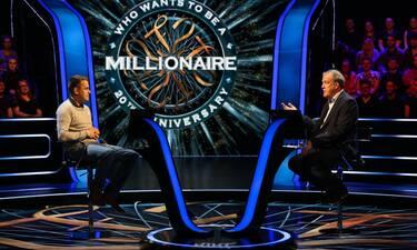 Απίστευτη απάτη στο «Ποιος θέλει να γίνει εκατομμυριούχος»! Απατεώνες «κέρδισαν» 5.600.000 ευρώ!