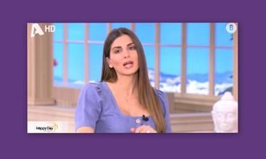 Happy Day: Έκλεισε νωρίτερα σήμερα η Σταματίνα - Η ανακοίνωσή της για την εκπομπή (Video)