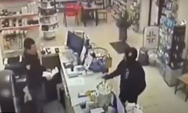Αποκαλυπτικό βίντεο από τη δράση ένοπλων ληστών που είχαν αναστατώσει το Μαρούσι