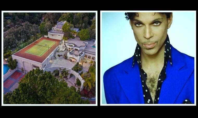 Αστρονομικό ποσό για την αγορά της… μωβ βίλας του Prince! Δεν φαντάζεστε πόσο πωλείται το παλάτι του