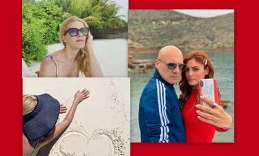 Αυτοί ήταν οι προορισμοί που τίμησαν το περσινό Πάσχα οι celebrities – Φέτος… από φωτογραφίες μόνο!