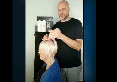 Video tutorial: Pixie cut refresh step by step