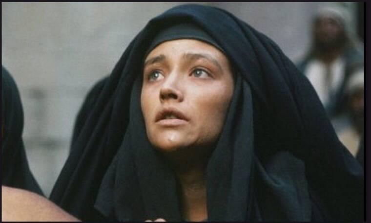 Ιησούς από τη Ναζαρέτ: Το δυνατό «ευχαριστώ» της ηθοποιού στο ιατρικό προσωπικό για τον κορονοϊό