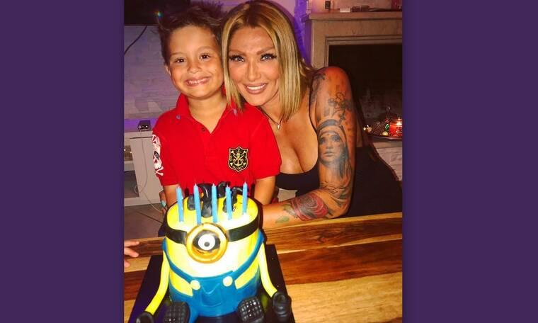 Αγγελική Ηλιάδη: Ο μικρός της γιος είναι ένας γλύκας κι εκτός από τη μαμά του θα ξετρελάνει κι εσένα