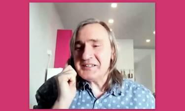 Άκης Σακελλαρίου: Μίλησε για τον Γολγοθά που βίωσε όταν νόσησε σοβαρά και κινδύνεψε (video)